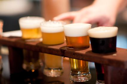 Beer Tasting in America