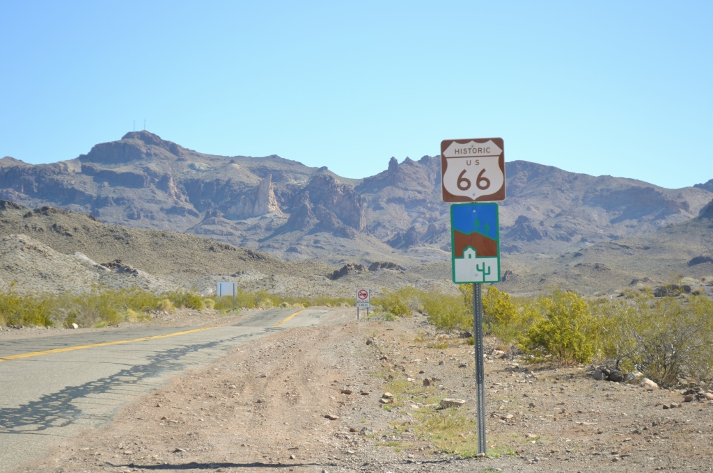 Historic Route 66 Arizona